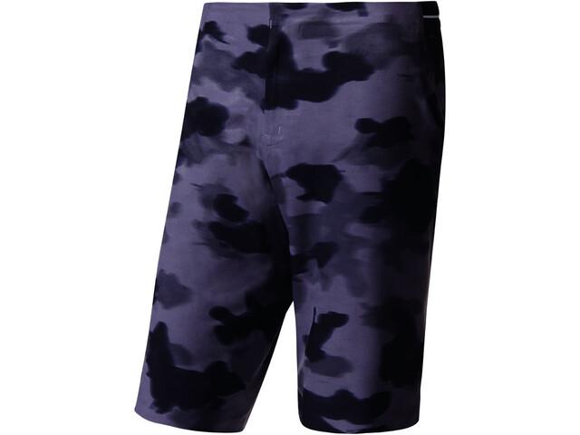 adidas TERREX Endless Mountain pantaloncini da corsa Uomo, granite/black